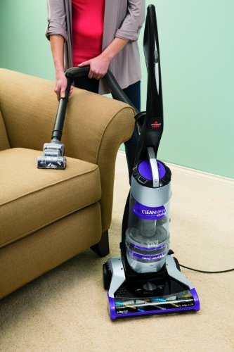 Bissell Cleanview Deluxe Rewind Bagless Upright Vacuum