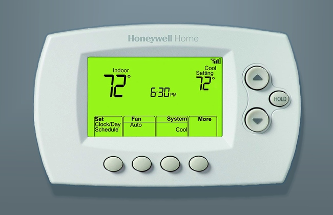 Honeywell RTH6580WF WiFi Smart Thermostat