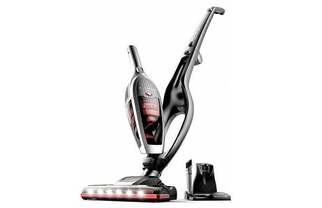 ROOMIE TEC 2-in-1 Cordless Vacuum Cleaner