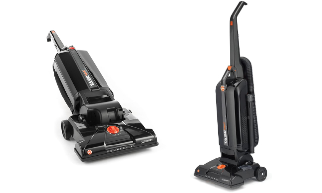 Hoover Commercial CH53005 Lightweight Upright Vacuum