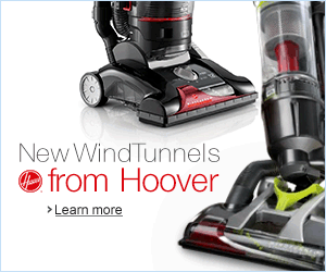 hoover new products