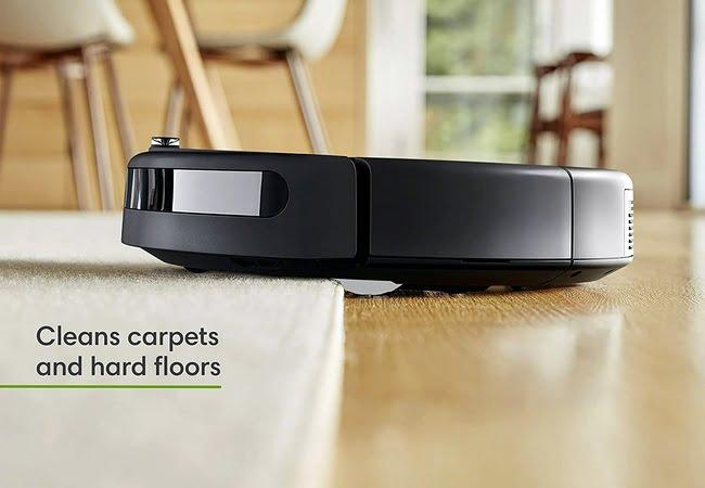 iRobot Roomba 675 WiFi Robot Vacuum
