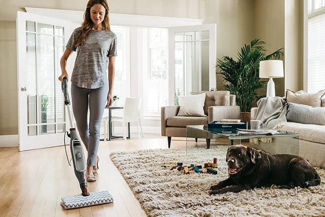 Shark S5003D Genius Hard Floor Steam Mop Cleaning System