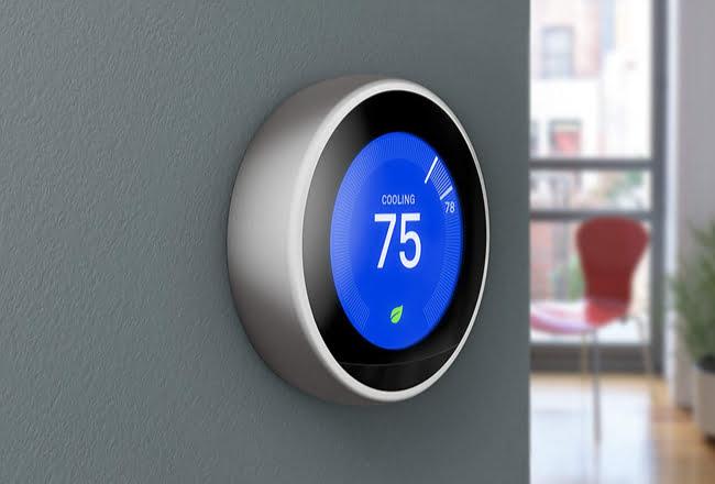 Google Nest Programmable Smart Learning Thermostat
